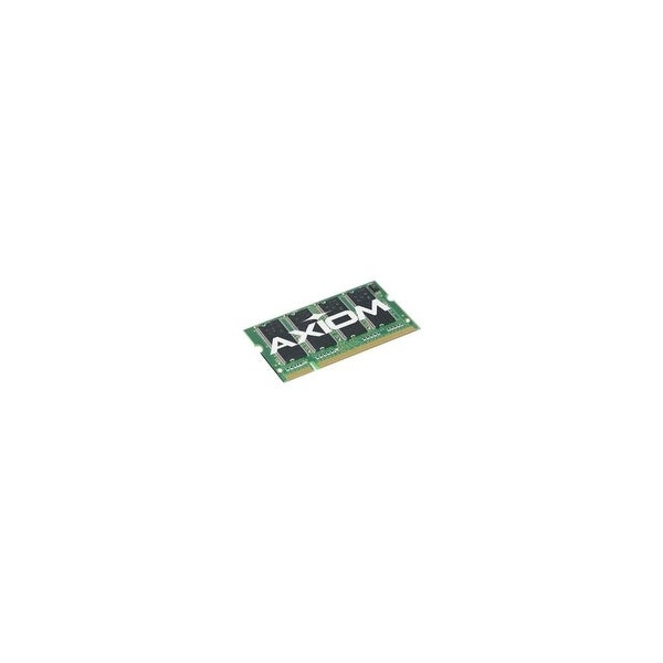 Axion LC.MEM01.009-AX Axiom 2GB DDR2 SDRAM Memory Module - 2GB - 533MHz Non-ECC - DDR2 SDRAM - 200-pin