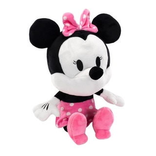 Disney Baby Minnie Mouse Plush Stuffed Animal Toy by Lambs & Ivy