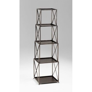 Cyan Design 4719 5 Shelf Small Surrey Etagere