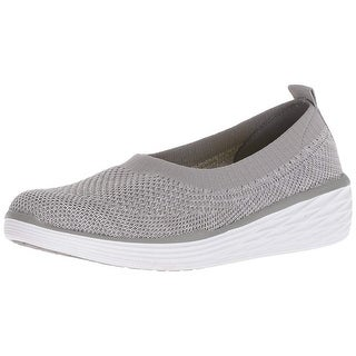 Ryka Womens Nell Low Top Slip On Fashion Sneakers