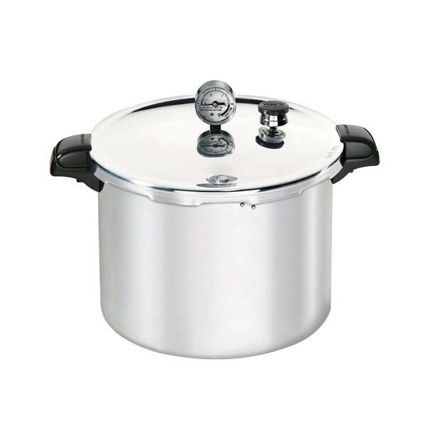 Presto 01755 Aluminum Pressure Canner, 16 Quart