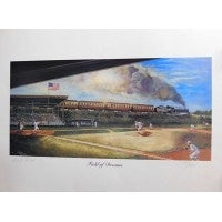 Shop Signed Field Of Dreams Field Of Dreams Lithograph