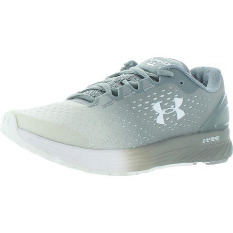 Under Armour Womens Charged Bandit 4 Running Shoes Fitness Workout