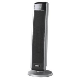 Lasko Products 5586G Digital Ceramic Tower Heater with Remote