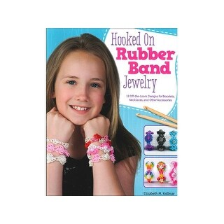 Design Originals Hooked On Rubber Band Jewelry Bk