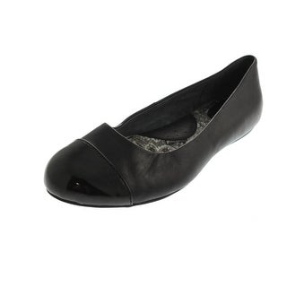 Soft Walk Womens Ballet Flats Leather