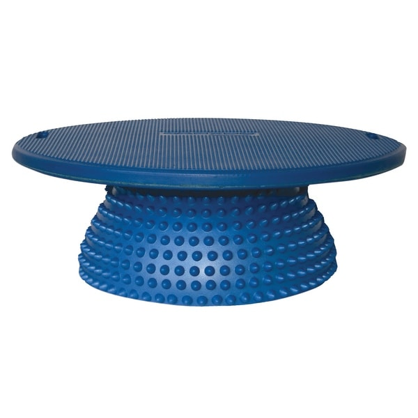 """CanDo® Board-on-Stone™ Balance Trainer - 16"""" Diameter Platform and 13"""" Stone. Opens flyout."""