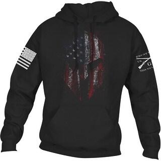 Grunt Style Spartan 2.0 Pullover Hoodie - Black