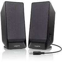 Creative Labs Speakers 51MF1675AA002 Creative A50 USB-powered 2.0 Black Retail