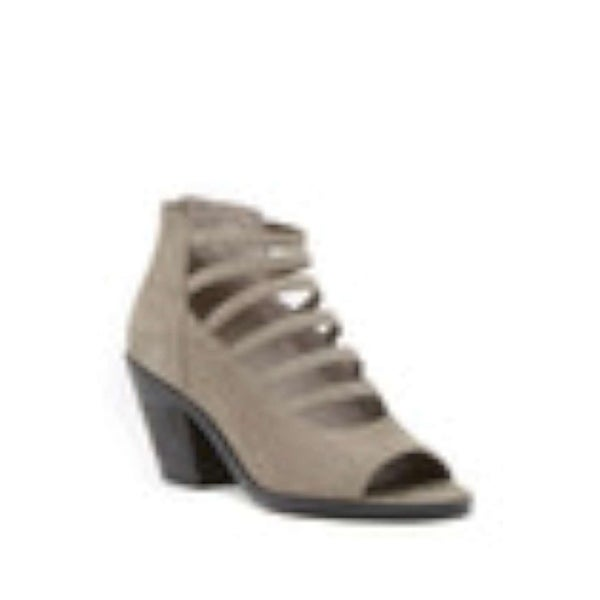 Eileen Fisher Womens James Peep Toe Casual Strappy Sandals