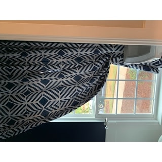 Exclusive Fabrics Palisade Blackout Curtain Panel Pair