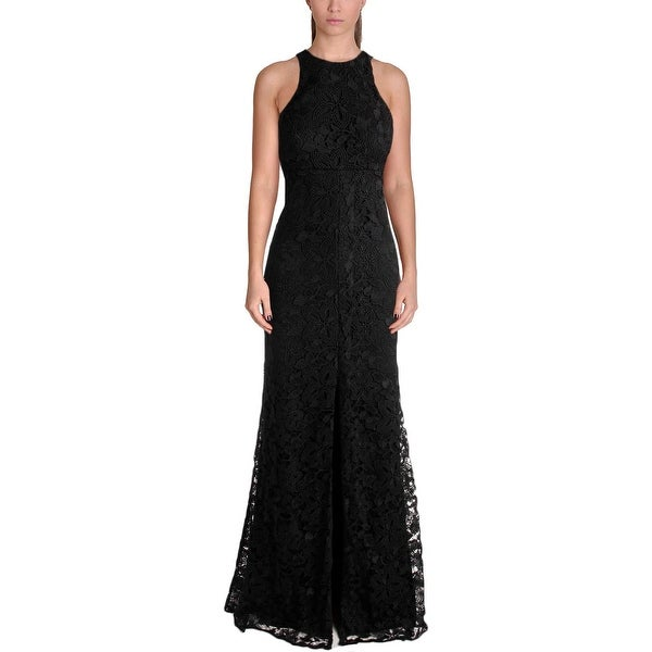 655174d061eef Shop Vera Wang Womens Evening Dress Lace Slit - Free Shipping On ...