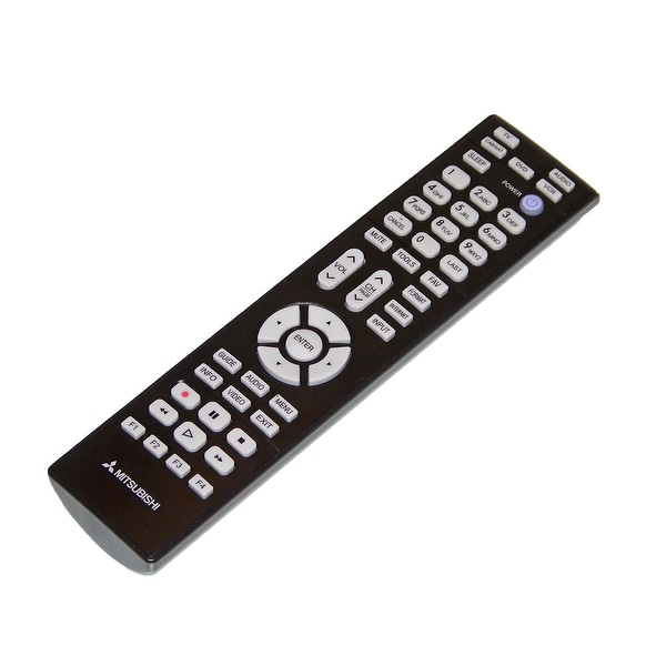 OEM Mitsubishi Remote Control Originally Shipped With WD73C8, WD-73C8