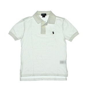 Polo Ralph Lauren Boys Pique Polo Shirt