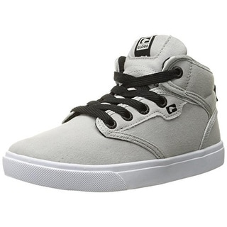 Globe Boys Motley Mid Canvas Skateboarding Shoes - 4