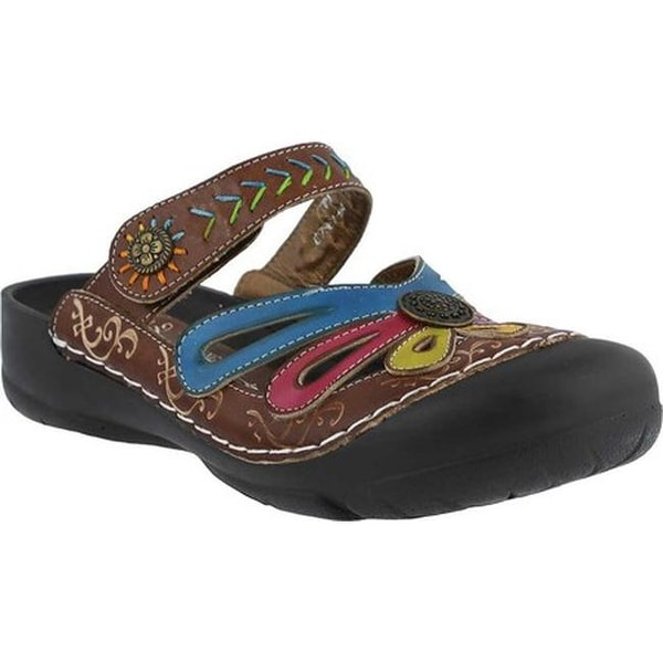 Spring Step Womens Classy 9M Brown