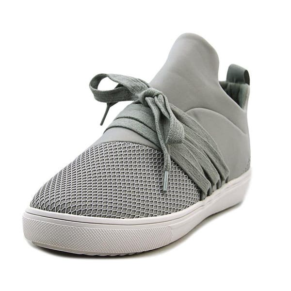 36371b39604 Shop Steve Madden Lancer Round Toe Canvas Sneakers - Free Shipping ...
