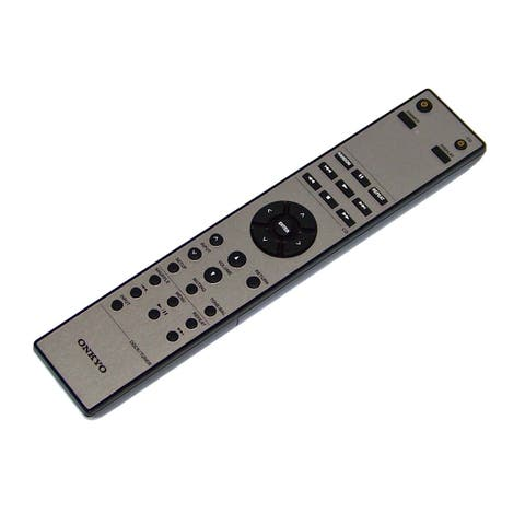 Buy Onkyo Remote Controls Online at Overstock | Our Best
