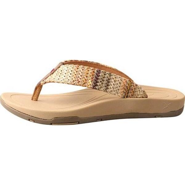 Twisted X Women/'s Multi Pattern Sandal WSD0031