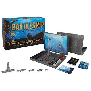 Pirates of the Caribbean Battleship Game - multi
