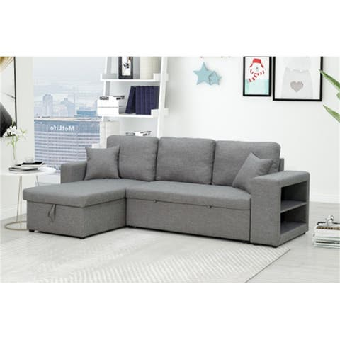 Convertible Folding Futon Sofa Bed Sleeper,dark gray