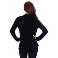 Simply Ravishing Women's Basic Long Sleeve Open Cardigan (Size: Small-5X) - Thumbnail 11