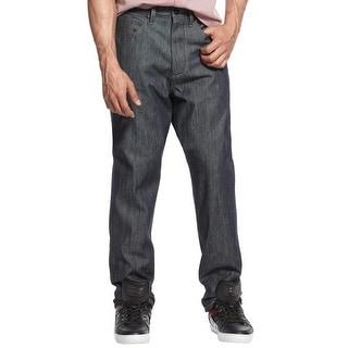 Sean John Original Fit Garvey Jeans Raw Indigo Blue 30 x 32