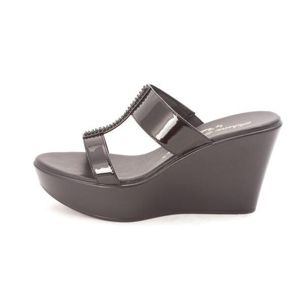 Athena Alexander Womens PINKY Open Toe Casual Platform Sandals