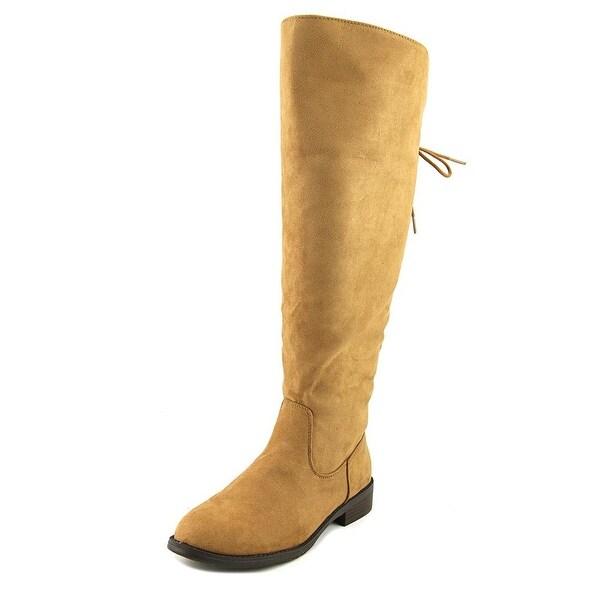 d34a2343c839 Shop New Directions Bridget Women Tan Boots - Free Shipping On ...