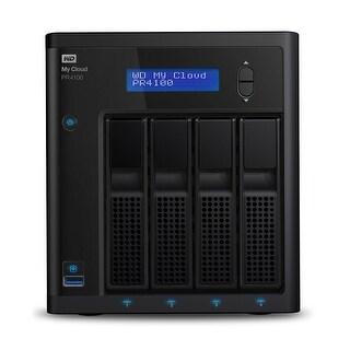 Western Digital - Wd 32Tb My Cloud Pr4100 Nas
