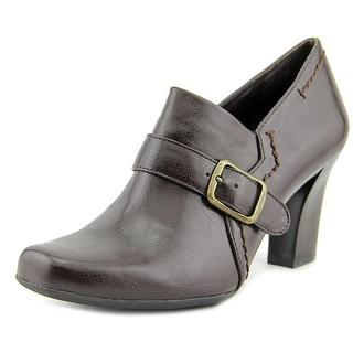 Franco Sarto Ulla Women Square Toe Synthetic Loafer