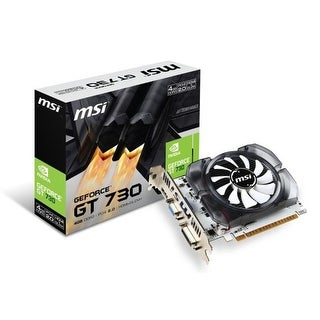 MSI Video N730-4GD3V2 4 GB Graphics Cards