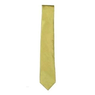 Michael Kors Mens Emergent Neck Tie Silk Printed - o/s
