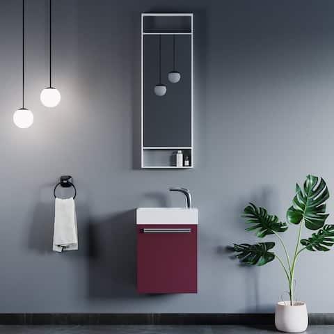 """Harding 18"""" Single Bathroom Vanity Set"""
