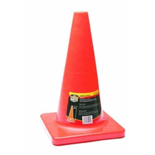"Honeywell RWS-50011 High Visibility Safety Cone 18"", Orange"