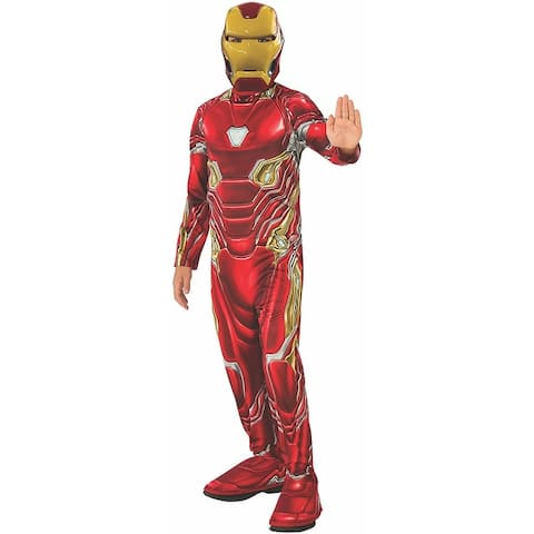 Marvel Avengers: Infinity War Iron Man Child Costume - Red