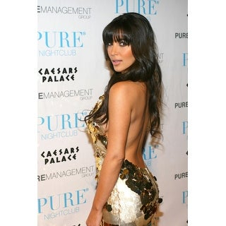Shop Kim Kardashian In Attendance For Pures New Years Eve