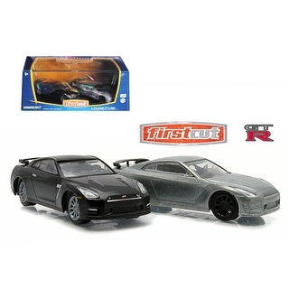 First Cut 2007 14 Nissan Skyline GT R (R35) Hobby Only Exclusive