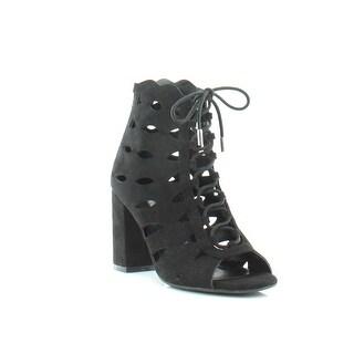 Guess Owina Women's Heels Black
