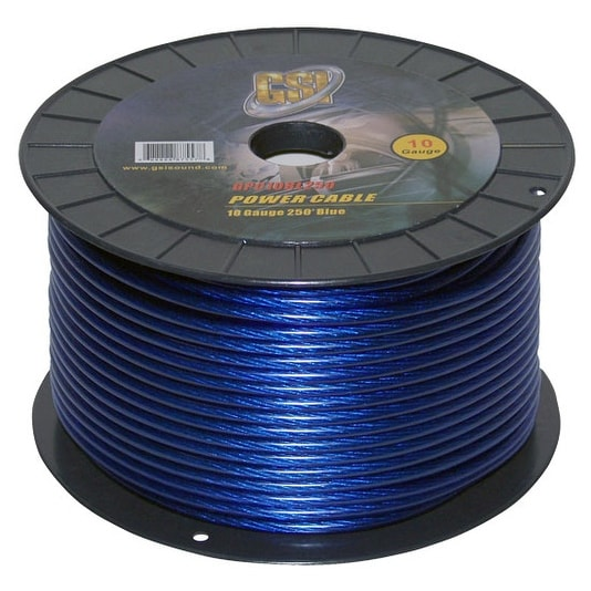 10 Gauge Power.Ground Cable