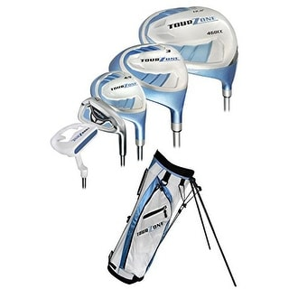 TOUR EDGE GOLF TZSRGL11.B Tour Zone Box Set LRH