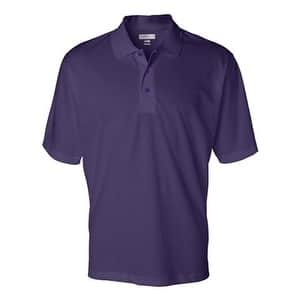 Augusta Sportswear Wicking Mesh Sport Shirt - Purple - S