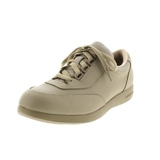Hush Puppies Womens Leather Lace-Up Walking Shoes - 5.5 medium (b,m)