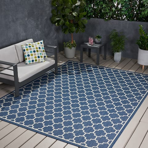 Ifran Outdoor Area Rug by Christopher Knight Home