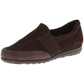 VANELi Womens Anjelica Suede Slip On Casual Shoes