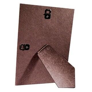 """Easel Back Fits A 5X7"""" Picture Frame Or Tile (Pkg/5) - Black"""