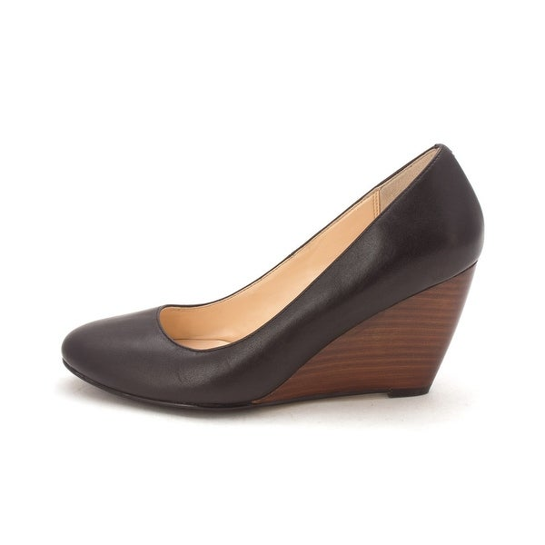 Cole Haan Womens Jeansam Closed Toe Wedge Pumps - 6