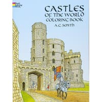 Dover - Coloring Book - Castles of the World