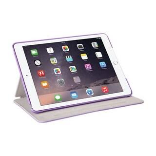Verizon OEM Folio Case for Apple iPad Air 2 - Purple