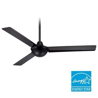 "MinkaAire Kewl 52"" 3 Blade Kewl Energy Star Indoor Ceiling Fan with Wall Control and Blades Included"